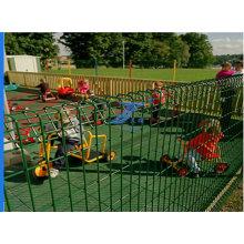 Высокое Качество Детские Двор Забором