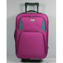 Trendy EVA Soft Travel Trolley Luggage Case