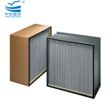Industrial Hepa Air Filte para sala limpa
