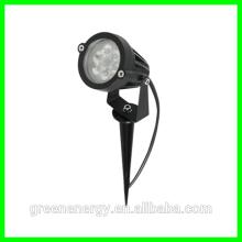 Paisagem da luminária de 7w 12v 510lm que ilumina a iluminação impermeável ip67 impermeável para chuveiros