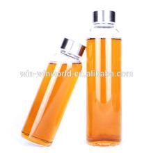 0.5 Liter versiegelte Hitzebeständige Edelstahldeckel Tritan Sportflasche