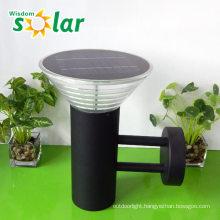 led solar panel solar powered light;solar powered wall lights;gardeners choice solar lights (JR-B007)
