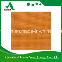 25m Rollenlänge 0,58mm Dicke Solar Shade Stoffe für handgemachte Bambus-Handwerk