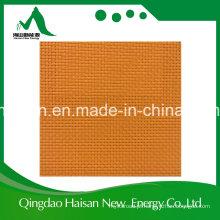 Telas solares da máscara da espessura do comprimento 0.58mm do rolo de 25m para ofícios de bambu feitos a mão