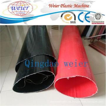 Línea de producción de manguera / tubo / tubo Weier TPU. Solo un fabricante en China.