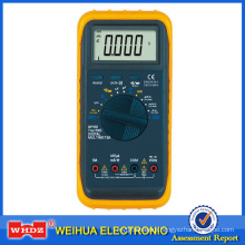 Multimeter MY68T True RMS (3 3/4 digits auto-range)
