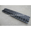 1 Channel Traffic Safety Rubber Cable Ramp