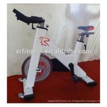 Equipos de gimnasio de uso comercial / equipamiento deportivo / venta caliente spinning Bike