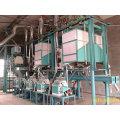 Máquina de molienda de harina 30-50t