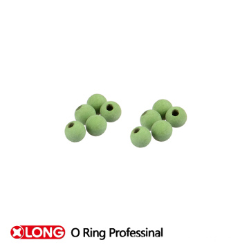 Bouncing NBR Black Rubber Solid Ball for Brake System