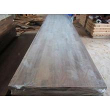 American Walnut Wood Finger Joint Board (Worktops)