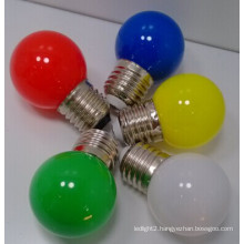 1W Colorful LED G45 Bulb with Cheap Price