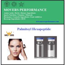 Peptídeo cosmético de alta qualidade Palmitoyl Hexapeptide