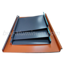 Colored Anodized Aluminum Alloy Roofing Sheet