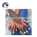 India Henna Style India Personality Henna Body Temporary Tattoo Stenicls