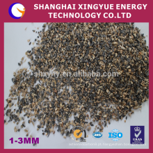 Alta pureza refratária Calcined bauxite preço de pó e grânulo