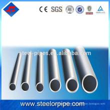 China proveedor de ventas de diámetro grande tubo de acero inoxidable