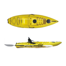 Single Touring Fishing Kayak/Color Rotomolding Sit on Top Canoe Boat