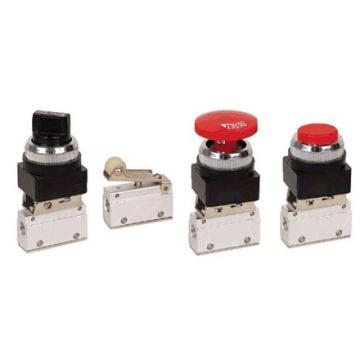 Válvula de ar de controle mecânico de série MOV
