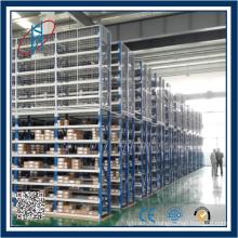 Steel Platform Mezzanine Warehouse Rack avec bon prix