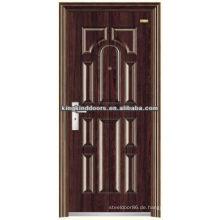 Langlebige Uruguay Türgestaltung Stahl Sicherheit Tür KKD-563 aus China Top Marke KKD
