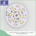 Blanc Aluminium 3W 5W 7W 9W 12W 15W LED plafonnier Downlight