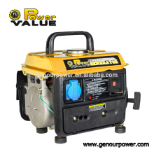 China fábrica 600watt generador de gasolina 500w 950