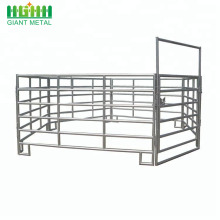 Pertanian Murah High Tensity Flexible Rail Horse Fence