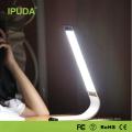Lâmpada leve morna portátil do toque com CE / FCC / ROHS