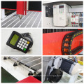 Heavy duty strong 5.5kw water cooled spindle granite aritificial marble machine stone cnc with latest price