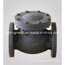 Cast Iron Flange 125lbs End Check Valve
