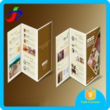 Hot Selling Customized High Quality Advertising Sample Promotional Flyer Printing brochure