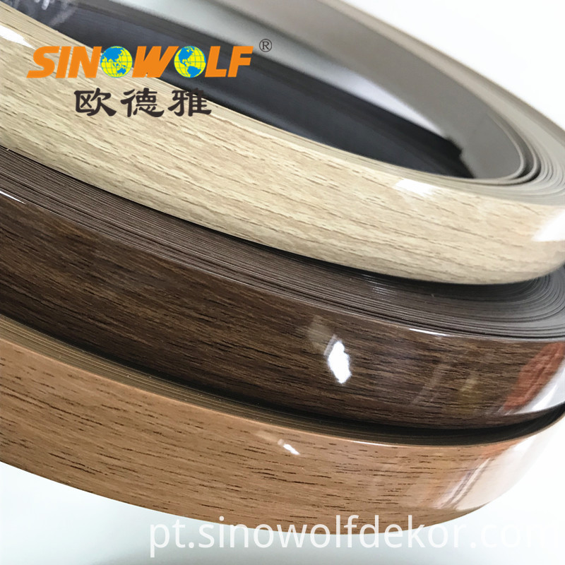 Furniture Accessory High Gloss Edge Banding
