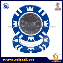 Metal Insert Poker Chip (SY-F04)