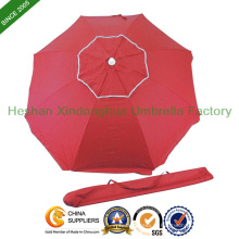 180 см диаметр двойной слой открытый пляжный зонт для пляжа (Бу - 0036D)