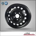 Factory Price Black 5 Hole Car Wheels Auto Rims Wheels of 15 Inch