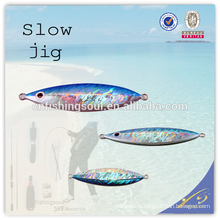 MJL050 Wholesale Lead Metal Jigging Lure lead slow jig