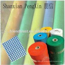 Malla de fibra de vidrio de hormigón de refuerzo 5x5mm