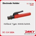 Good heat resistance electrode holder holland type 500A 600A DC-114