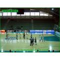 Affichage polychrome d'intérieur de périmètre d'affichage à LED de stade de basket-ball