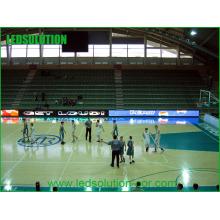 Полного цвета крытый баскетбольный стадион светодиодный дисплей Дисплей периметра
