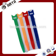 according to customer's different style of nylon hook and loop for stationery or book