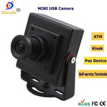 USB 2.0 0.3 megapíxeles mini cámara de vídeo USB (SX-608L)