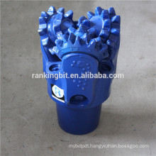 10 inch open bearing metal boring steel/milled tricone bits