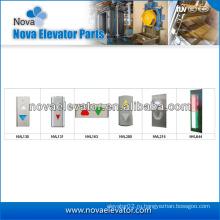 Фонарь лифтового зала, лифтовый холл лифта для лифтов и лифтов