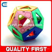 Puzzle de bolas magnéticas