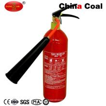 China Extintores portátiles del CO2 del carbón