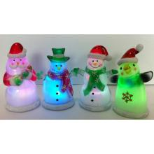 Christmas Present Gifts Color Night Lights