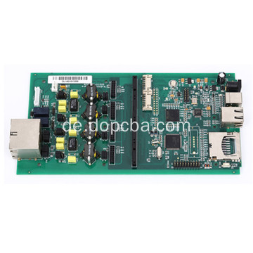 ENIG Multilayer HDI Rigid Flex PCB-Elektronikbaugruppe
