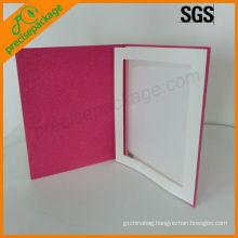 2013 customized printed paper photo album